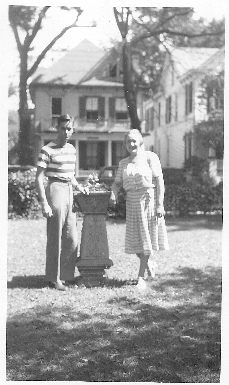 Gerard and Yvonne Dawson