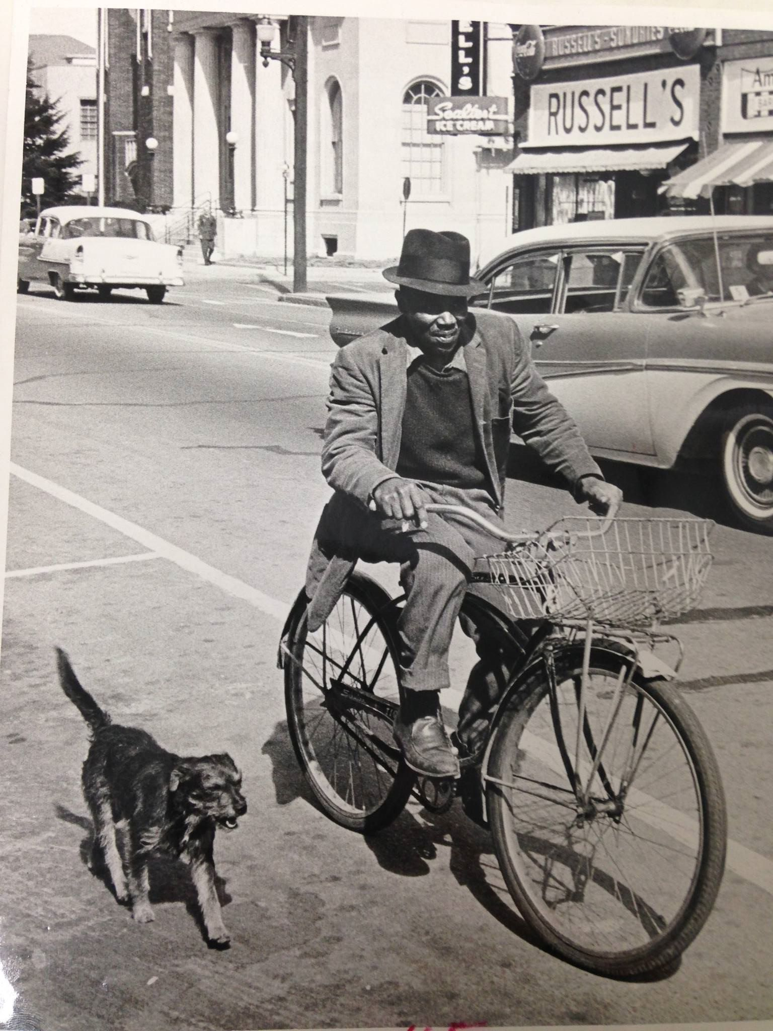 Mr. William Poncho and Poncho, 1950s