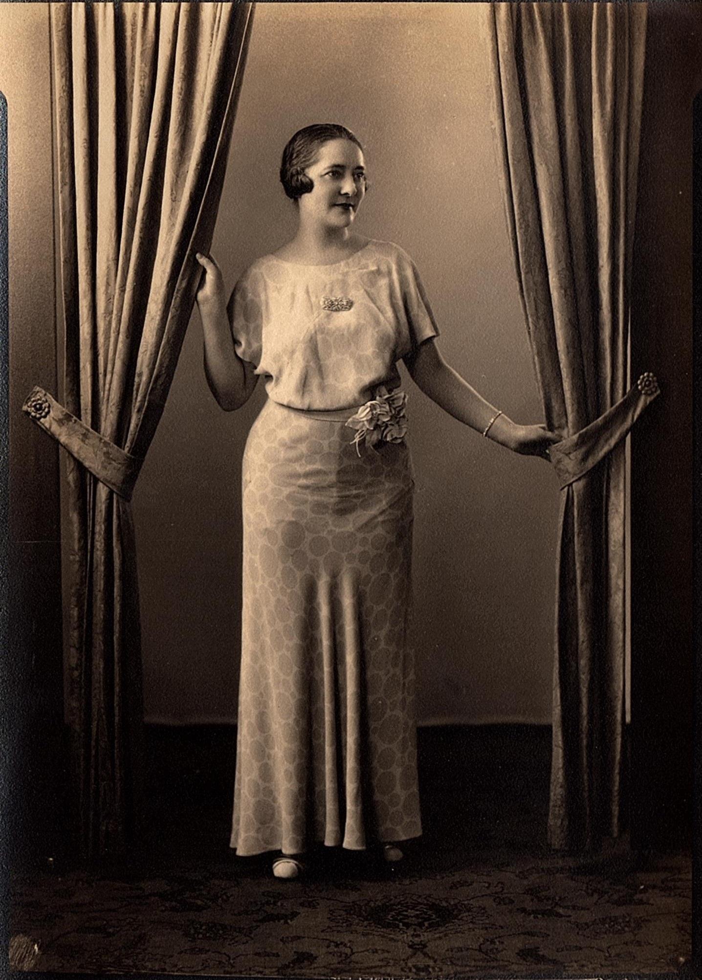 Madame Yvonne Dawson